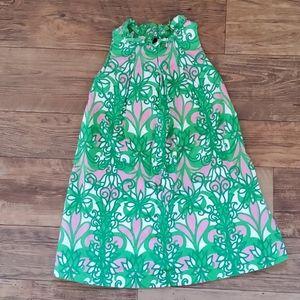 Girls Lilly Pulitzer Cotton Dress